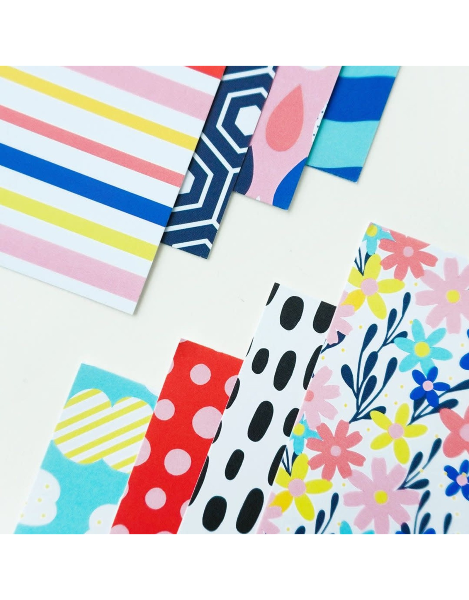 Catherine Pooler Designs A Little Drizzle Slimline Patterned Paper