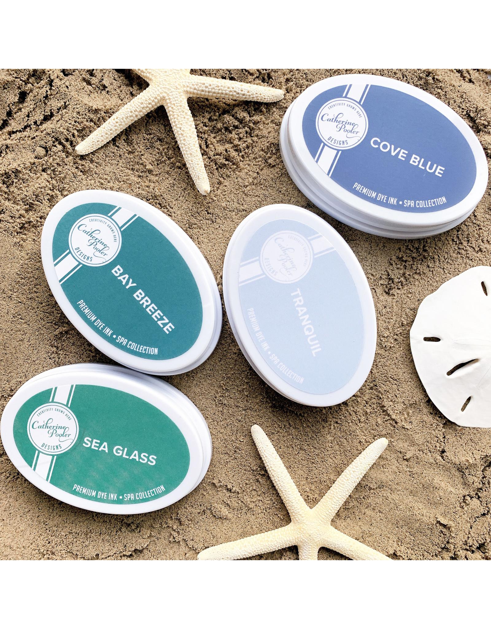 Catherine Pooler Designs Beach Retreat Ink Refill-Cove Blue