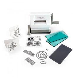 Sizzix Sizzix Sidekick Starter Kit (white & grey)
