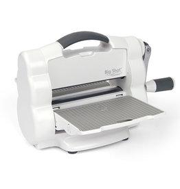 Sizzix Big Shot Foldaway Machine only (White & Grey)