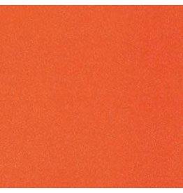 Doodlebug Design 12x12 manderine sugar coated cardstock