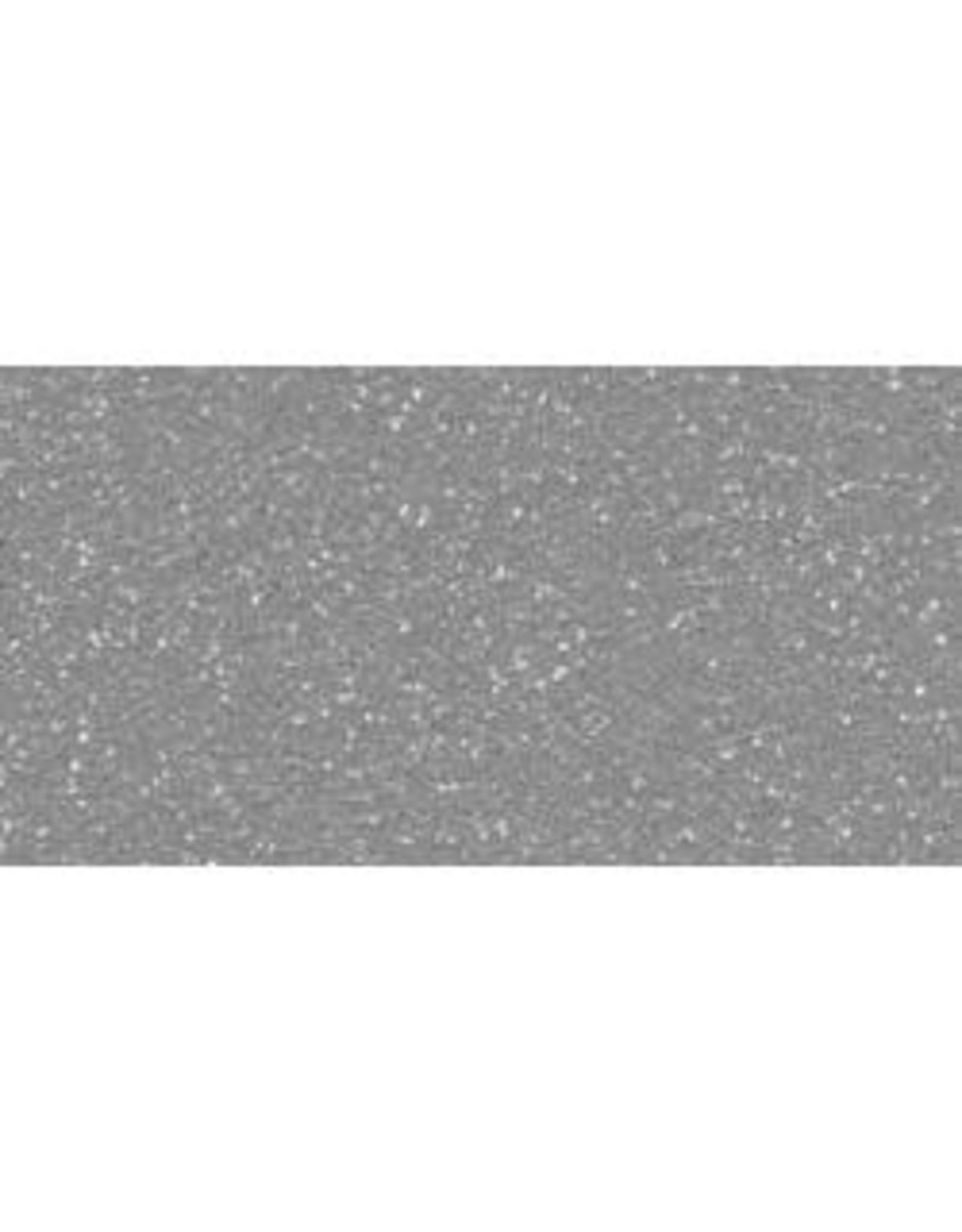 Doodlebug Design 12x12 silver sugar coated cardstock