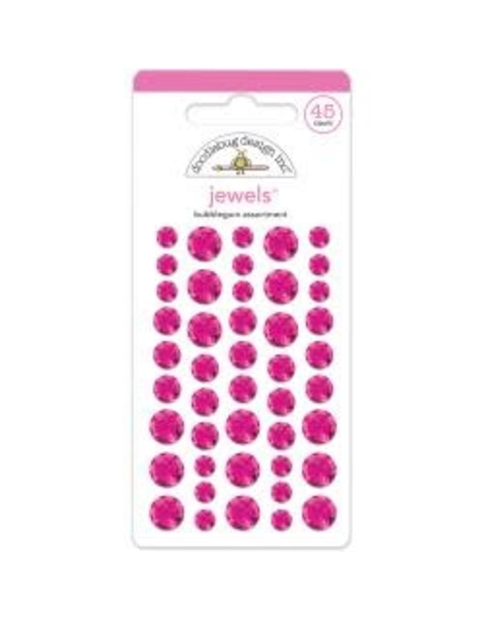 Doodlebug Design bubblegum assortment jewels
