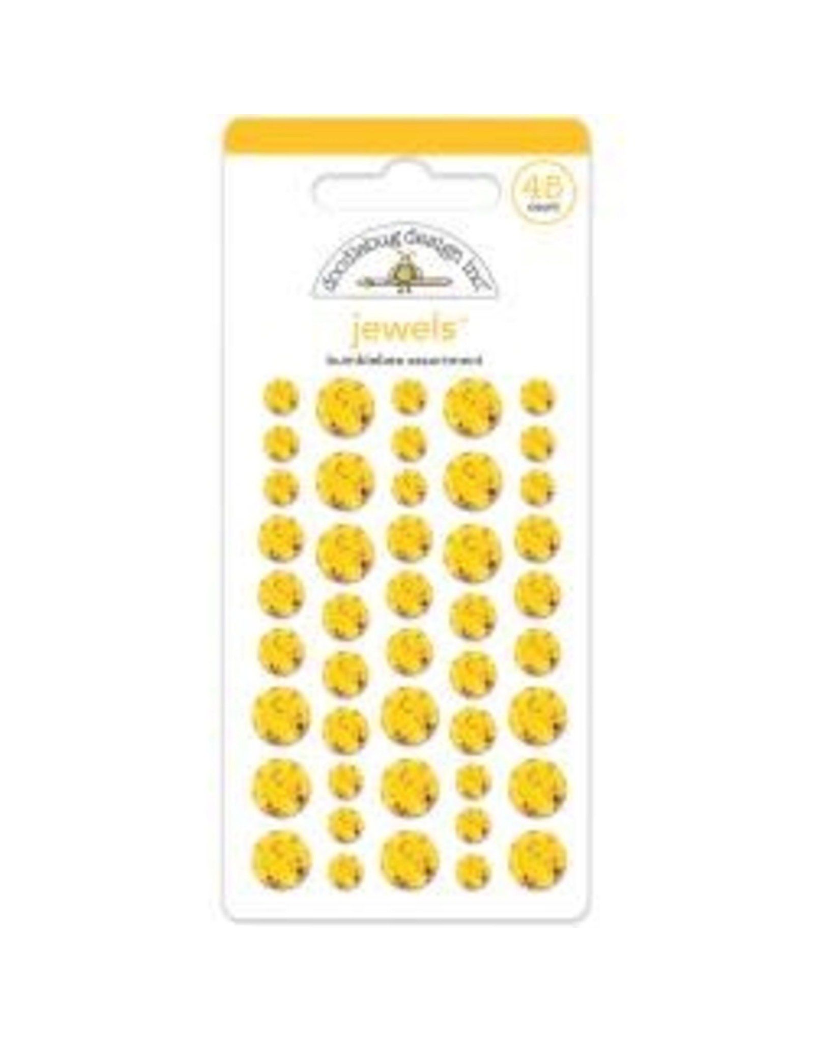 Doodlebug Design bumblebee assortment jewels