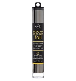 """THERM O WEB PEWTER -DECO FOIL 6""""X12"""""""