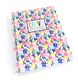 Catherine Pooler Designs Bright Blossoms Canvo Journal
