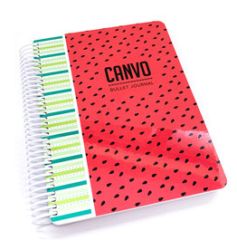 Catherine Pooler Designs Summer Slice Canvo Journal