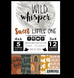 Wild Whisper Designs Sweet Little One - Card Pack