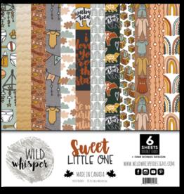 Wild Whisper Designs Sweet Little One - 12x12 Paper Pack