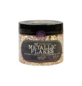 PRIMA MARKETING INC GOLD -ART METAL FLAKES