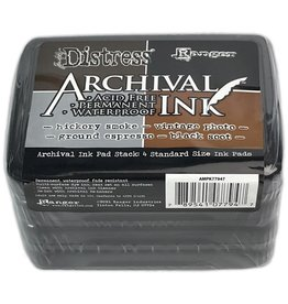 Tim Holtz Tim Holtz - Archival Ink Kit Pad Stack