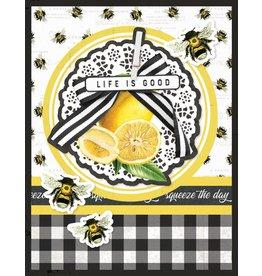 Simple Stories Lemon Twist Simple Cards Card Kit So Sweet