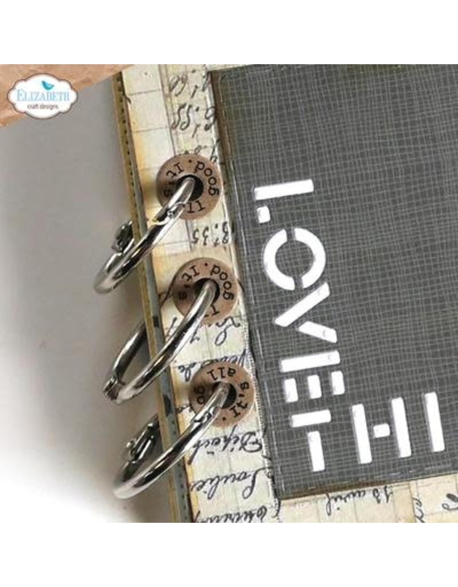 Elizabeth Craft Designs All The Details Stamp Set