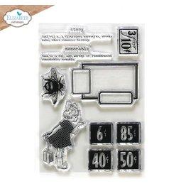 Elizabeth Craft Designs Memorable Stamp Set
