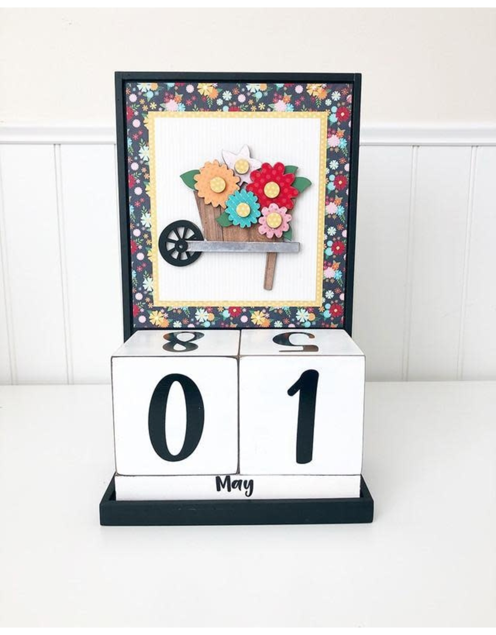 Foundations Décor Block Countdown - May/Mother's Day
