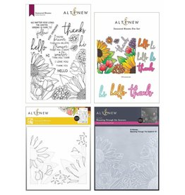 ALTENEW Craft Your Life Project Kit: Seasonal Blooms