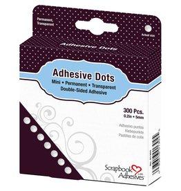 Scrapbook Adhesives 5MM - ADHESIVE DOTS