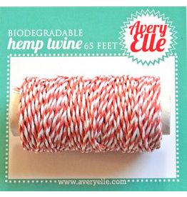 Avery Elle Strawberry Hemp Twine