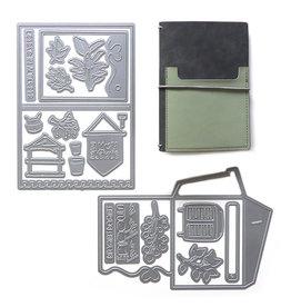 Elizabeth Craft Designs Elizabeth Craft Designs - The Home Jungle Kit