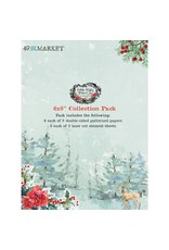 49 AND MARKET 6X8 PACK  -PEACE & JOY COLLECTION