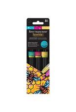 SPECTRUM NOIR Essential Brights Sparkle Pens