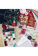 Spellbinders All Aboard Christmas Kit 2021 Limited Edition