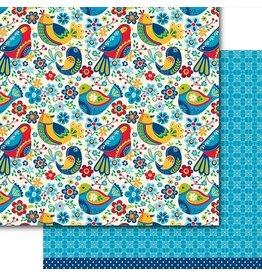 Dare 2B Artzy Songbirds Paper 12x12