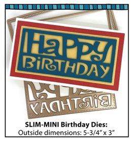 Dare 2B Artzy Slim Mini Birthday Die