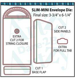 Dare 2B Artzy Slim Mini Envelope Die