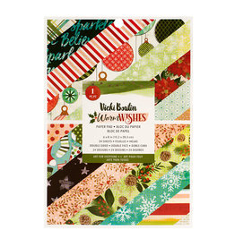 Vicki Boutin Warm Wishes - 6x8 Pad