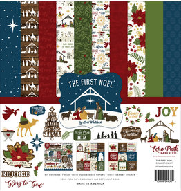 Echo Park The First Noel Christmas Collection Kit