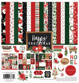 Echo Park Happy Christmas Collection Kit