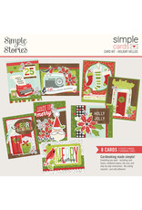 Simple Stories Simple Cards Card Kit - Holiday Hellos