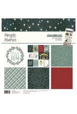 Simple Stories Oh, Holy Night - Collection Kit