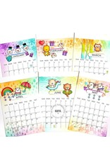 Taylored Expressions 2022 5X8  Dated Box Calendar