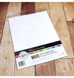 Catherine Pooler Designs Catherine Pooler White Cardstock Full 8.5x11