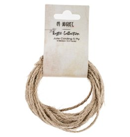 49 AND MARKET Five Ply Jute Cording