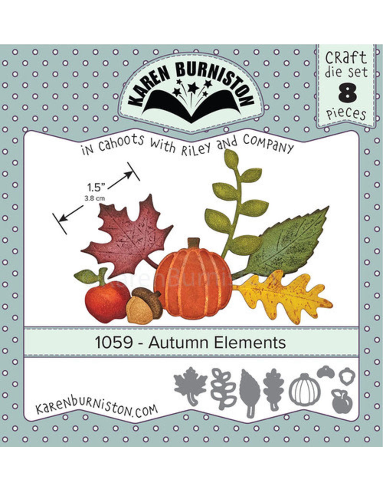Karen Burniston Autumn Elements