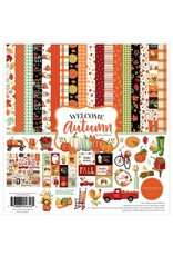 Echo Park 12X12 -WELCOME AUTUMN COLLECTION PACK