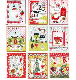 Simple Stories Holly Days Card Kit