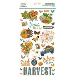 Simple Stories Simple Vintage Country Harvest- 6x12 Chipboard