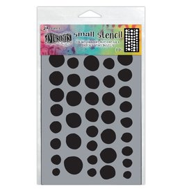 """Dylusions Dylusions Stencils 5""""X8"""" - Small Coins"""