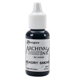 Ranger Hickory Smoke Distress Archival Re-Inker