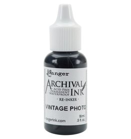 Ranger Vintage Photo- Distress Archival Re-Inker