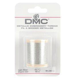 DMC LT SILVER -METALLIC THREAD DMC