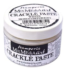 Stamperia Crackle Paste White