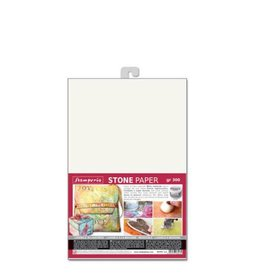 Stamperia Stone Paper Washable A3