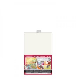 Stamperia Stone Paper Washable A4