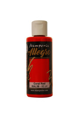 Stamperia Allegro Acrylic Paint Coral Red