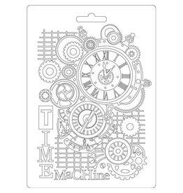 Stamperia Time Machine Soft Mould A5